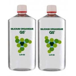 Lot de 2 Silicium G5