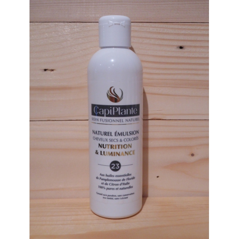 Naturel Emulsion Cheveux Secs Capiplante