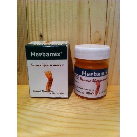 Baume de massage HERBAMIX AYURVEDIQUE