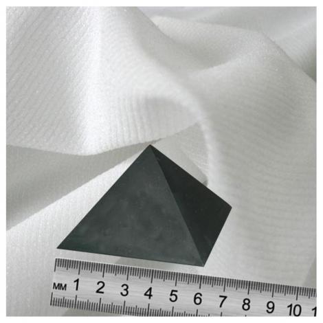 Pyramide de shungite brute (6cm)