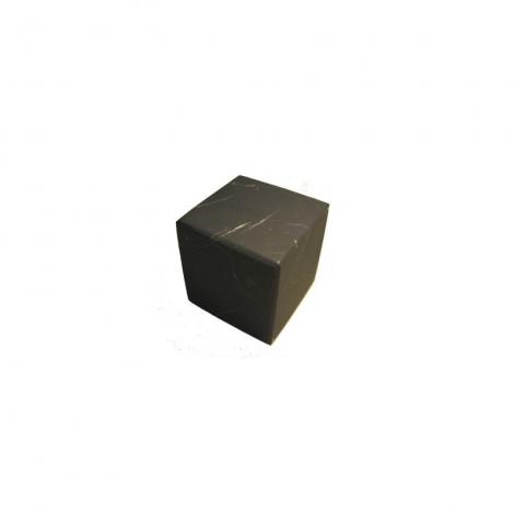 Cube de shungite brute (7cm)