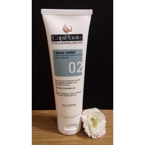Crème expert peau sèche CAPIPLANTE n°2 - 50ml