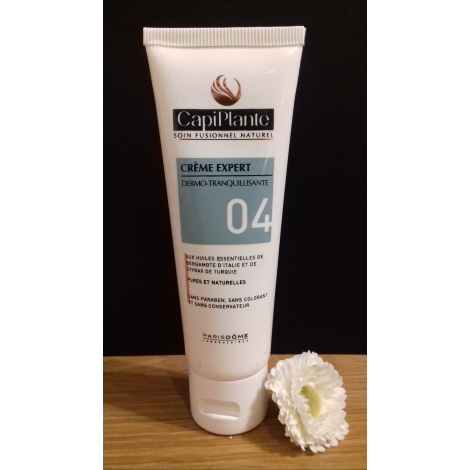 Crème expert dermo-tranquilisante Capiplante n°04 - 50ml