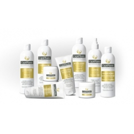 Gel végétal modelant fixation souple - 500ml