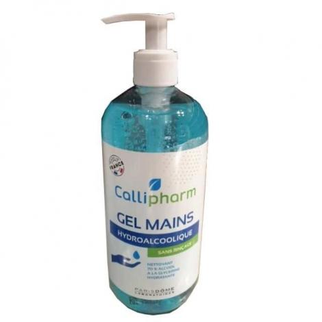 Gel Hydroalcoolique Callipharm - 500ml