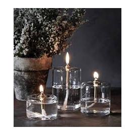 1 x Lampe à huile cylindre modèle S